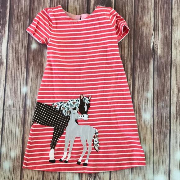 Horse Applique Dress